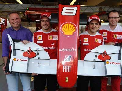 Касперский - о «Феррари», Формуле-1 и Петрове