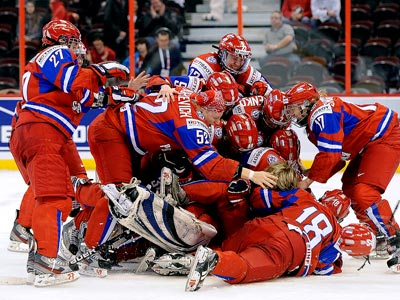 Сочи-2014. Хоккей. Женская сборная России