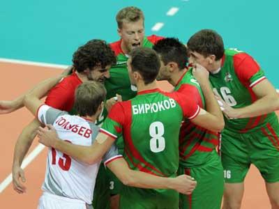 Обзор второго дня Кубка России по волейболу