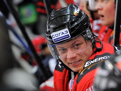 Переедет ли Сергей Костицын в КХЛ?