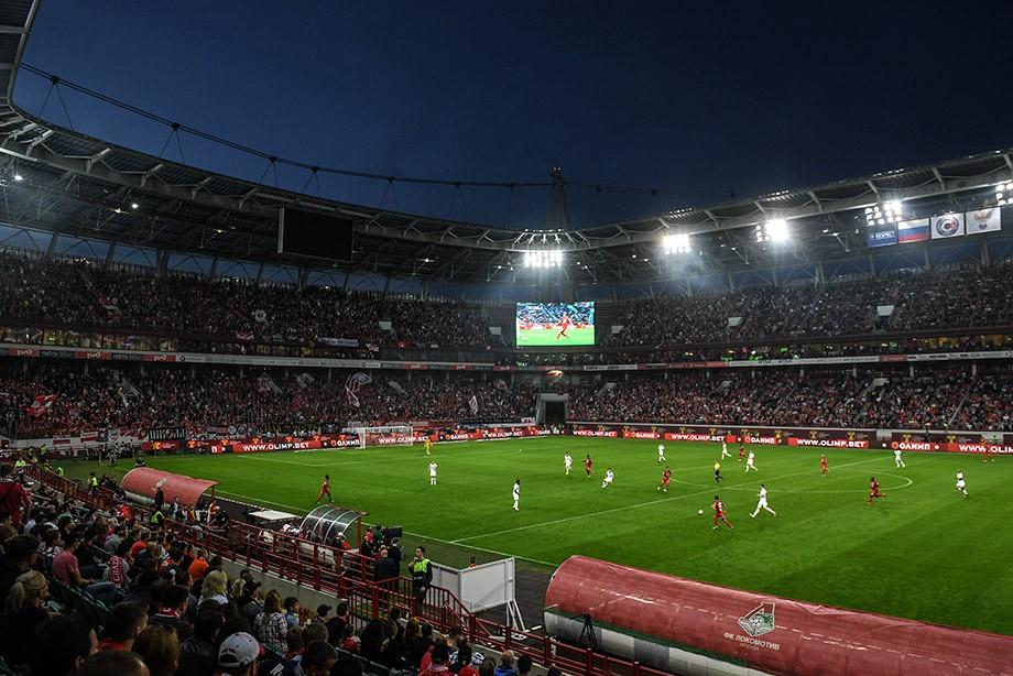 Матч «Амкар» — «Локомотив» состоится в Москве на «