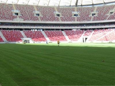 Представляем Варшаву, в которой пройдут три матча Евро-2012