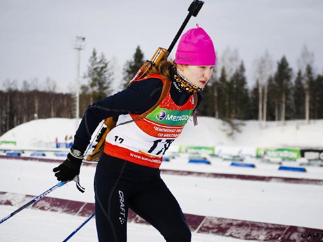 Во время гонки умерла биатлонистка Алина Якимкина