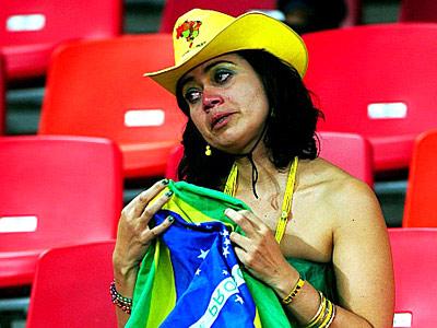 Плачущая Бразилия и революционер Марадона