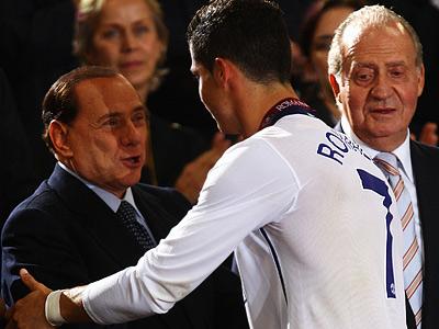 """""""Берлускони готов купить Роналду. Он не продаётся"""""""