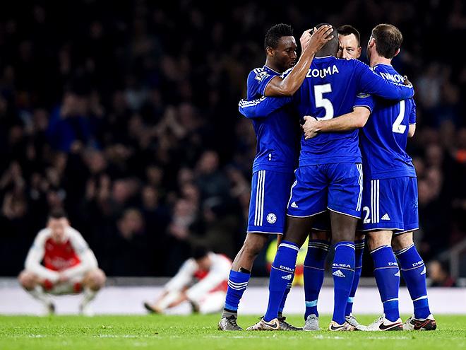 «Арсенал» – «Челси». Обзор матча – 0:1