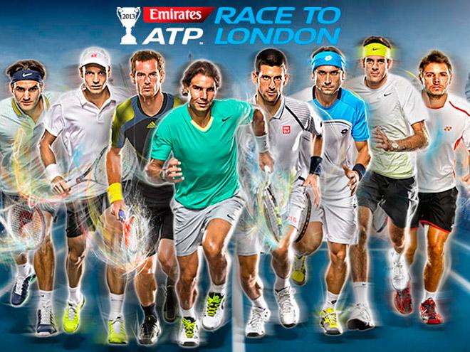Кто поедет в Лондон на Итоговый турнир ATP?