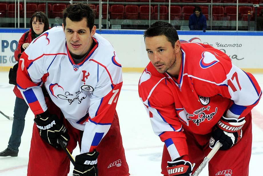 Малкин уверен в Ковальчуке, Людучин не подошёл «Куньлуню»
