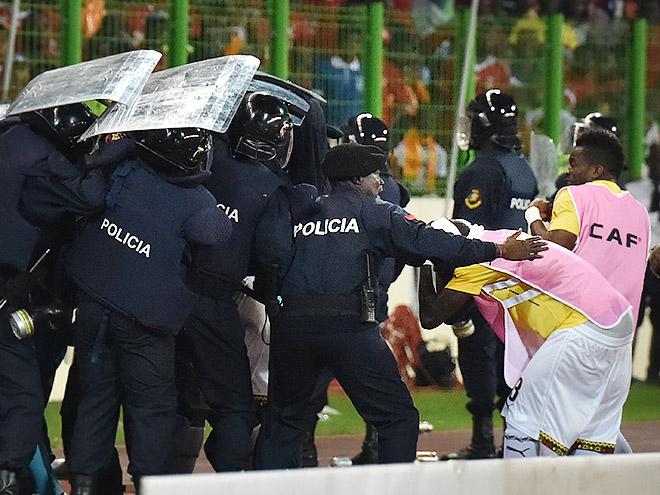 Экваториальная Гвинея — Гана