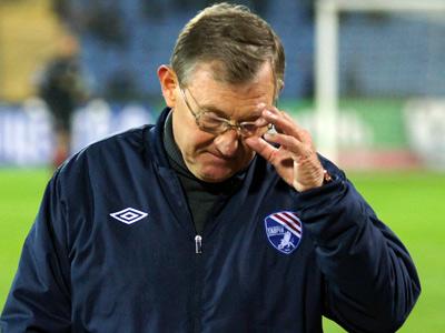Симферопольская команда сыграла вничью с «Арсеналом»