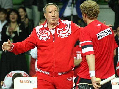 Россия хочет вернуться в Мировую группу Davis Cup