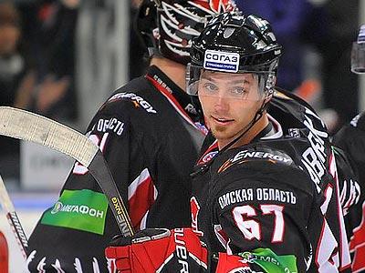Томаш Заборски - MVP третьей недели октября в КХЛ