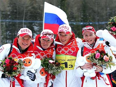 Женская биатлонная сборная начала 2000-х сегодня
