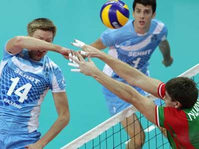 Сыгран пятый тур мужского чемпионата России