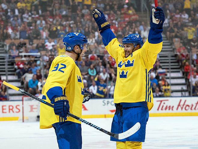 Кубок мира–2016. Швеция сыграет с Северной Америкой, Канада – с Европой
