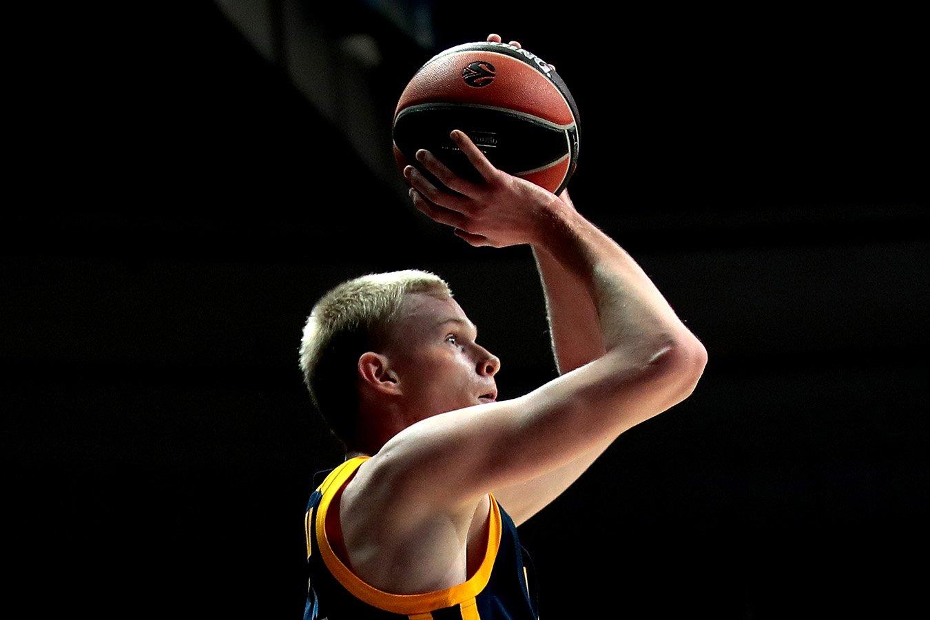 Владислав Одиноков примет участие в драфте НБА