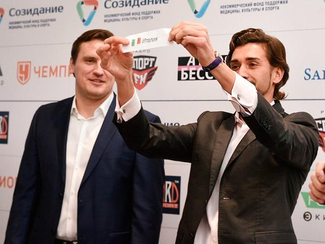 Дмитрий Булыкин и Руслан Нигматуллин