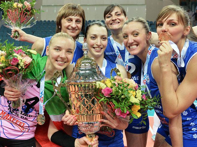 Казанское «Динамо» – чемпион России