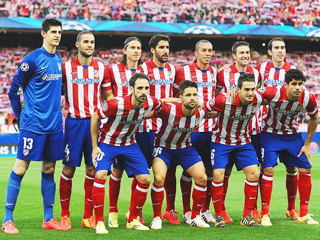 «Атлетико»: путь к финалу Лиги чемпионов