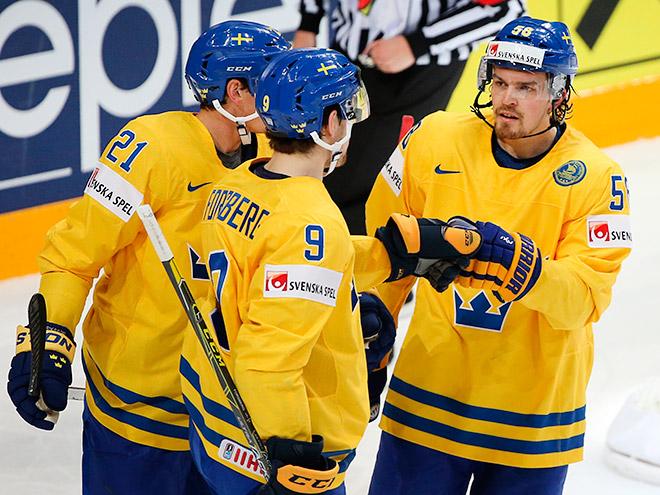 Ставки на матч Швеция - Россия
