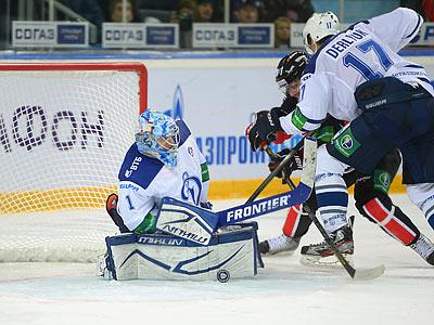 Итоги игрового дня КХЛ (8.10.2013)