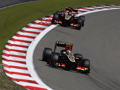 Герои и неудачники Гран-при Германии