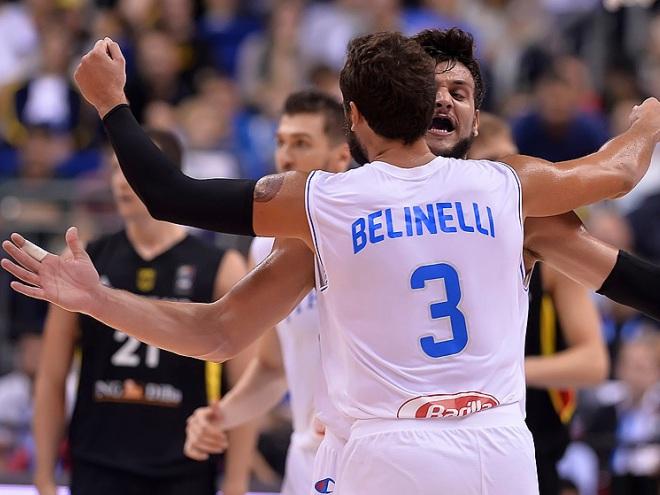 Чехия и Италия вышли в плей-офф чемпионата Европы