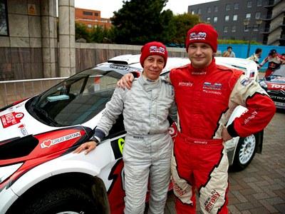 Евгений Новиков — о Ралли Великобритании WRC и будущем Лёба
