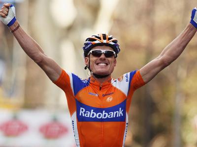 Rabobank спонсирует одноимённую команду