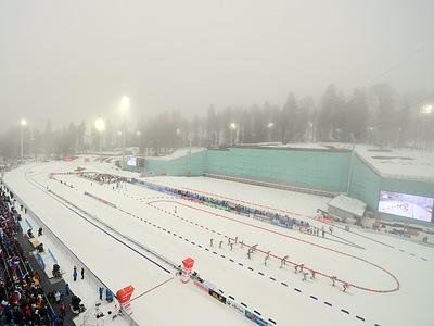 Анализ олимпийской трассы в Сочи