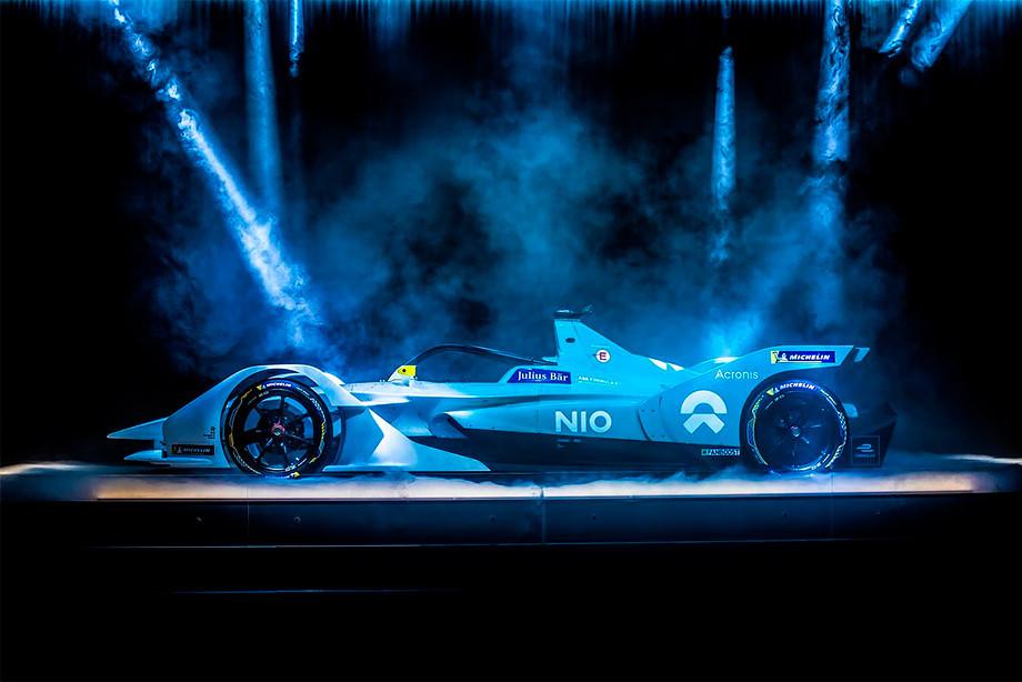 «Формула-Е не на том уровне, чтобы ездить в Спа». Глава NIO — о новом сезоне