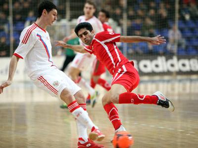 Россия — в полуфинале мини-футбольного Гран-при