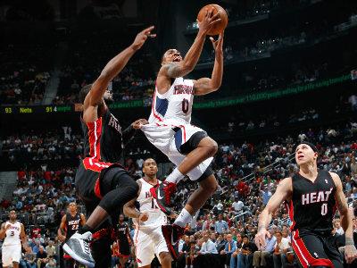 Объявляется набор в команду НБА!