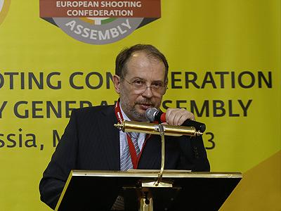 Президент ССР Владимир Лисин