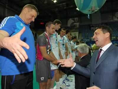 Владимир Алекно и Александр Ярёменко