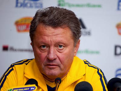 Главный тренер «Металлиста» об ответном матче с «Олимпиакосом»