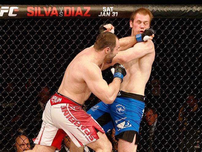 Константин Ерохин – о неудачном дебюте в UFC