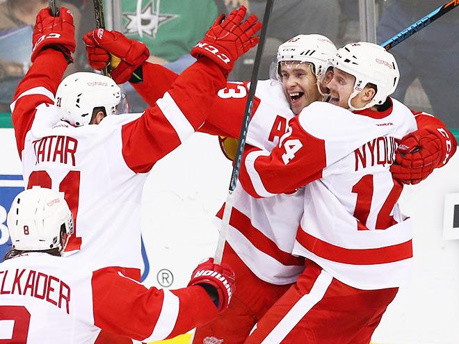 Символическая сборная россиян в НХЛ