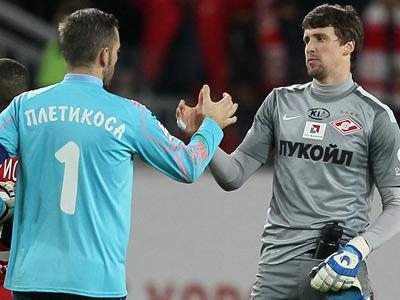 Стипе Плетикоса и Сергей Песьяков