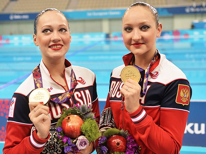Валерия Филенкова и Дарья Кулагина