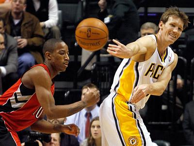"""НБА-2010/11. Из жизни """"жучков"""". День 51-й"""