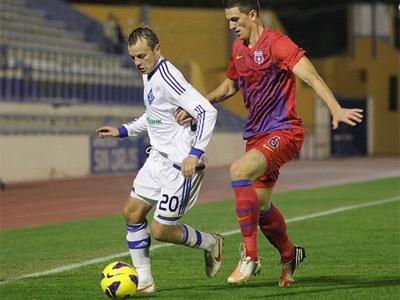 «Стяуа» - «Динамо» - 2:0
