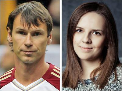 Егор Титов и Галина Козлова