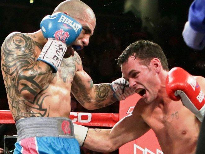 Девять главных боёв июня в профи-боксе