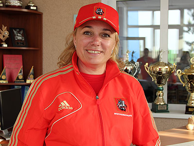 Ирина Ларичева