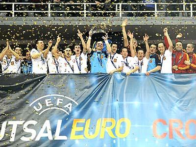 Основные итоги Чемпионата Европы по мини-футболу
