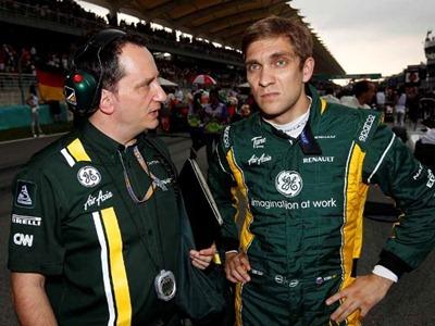 Виталий Петров рассказал, как для него сложился Гран-при Малайзии
