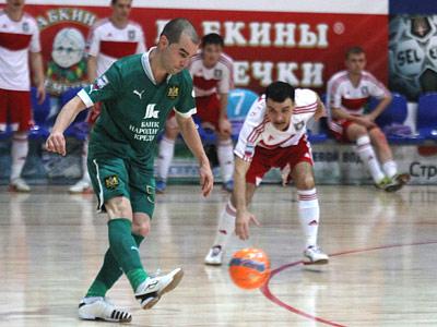 Обзор 18-го тура чемпионата России по мини-футболу