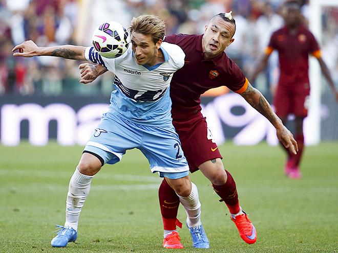 «Рома» – «Лацио»