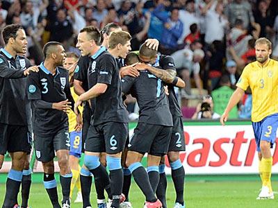 Экс-форвард сборной СССР - о предстоящем матче Украина - Англия